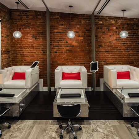 LUIGI PARASMO SALON AND SPA OPENS IN GEORGETOWN