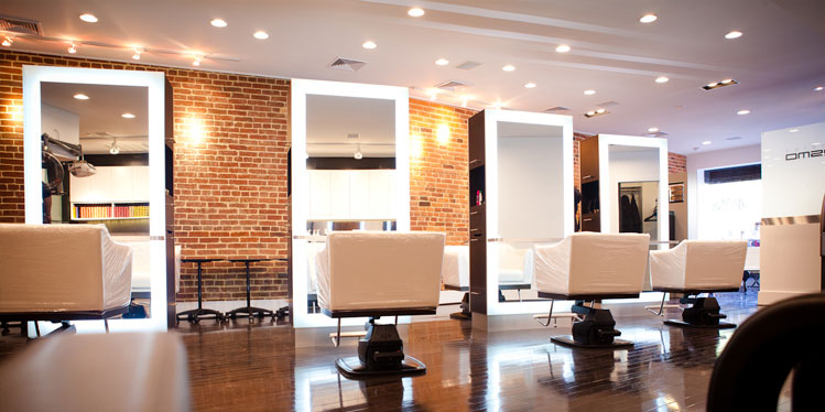 Office Picture, Luigi Parasmo Salon & Spa DC