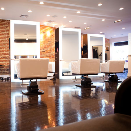 Hair Apparent: Georgetown's Newest Ultra-Chic Salon Opens