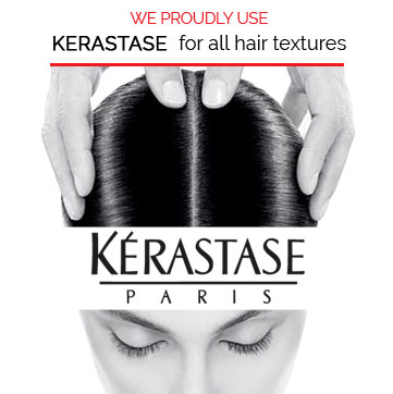 Kerastase Paris, Luigi Parasmo Salon and Spa DC